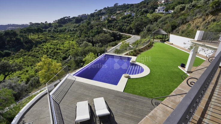 Classic villa in Monte Mayor - Villa for sale in Monte Mayor, Benahavis