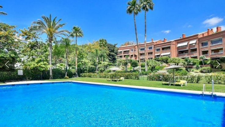 Marbella Golden Mile, Ideal Location on the Golden Mile