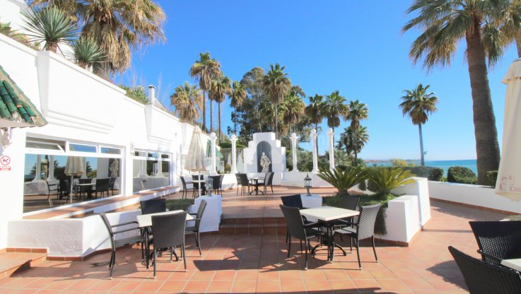 Duplex penthouse in Dominion Beach - Duplex Penthouse for sale in Dominion Beach, Estepona