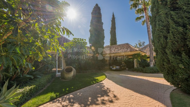 Villa in La Zagaleta for sale - Villa for sale in La Zagaleta, Benahavis