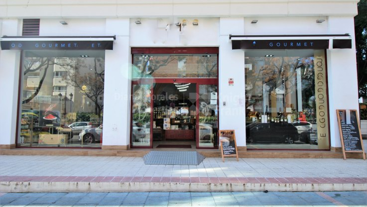 Commercial Premises for sale in Marbella Centro, Marbella city