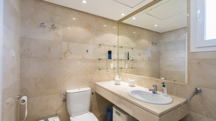 Penthouse with panoramic views - Penthouse for sale in Marina Banus, Marbella - Puerto Banus