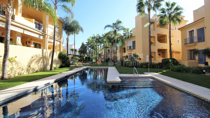 Appartement rez de chaussée à vendre à Single Homes Nagüeles, Marbella Golden Mile