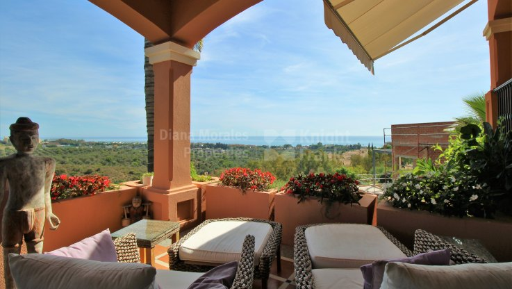 Traditional style villa in Balcón de Río Real - Villa for sale in Rio Real, Marbella East