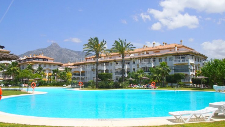 La Dama de Noche, Ground floor apartment close to Puerto Banus
