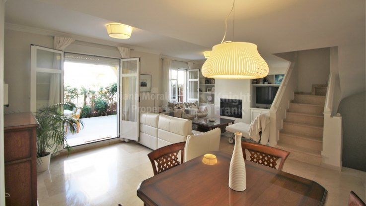 Townhouse close to Puerto Banus - Town House for sale in Marbella - Puerto Banus