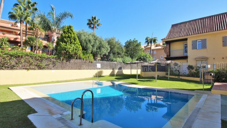 Marbella - Puerto Banus, Townhouse close to Puerto Banus