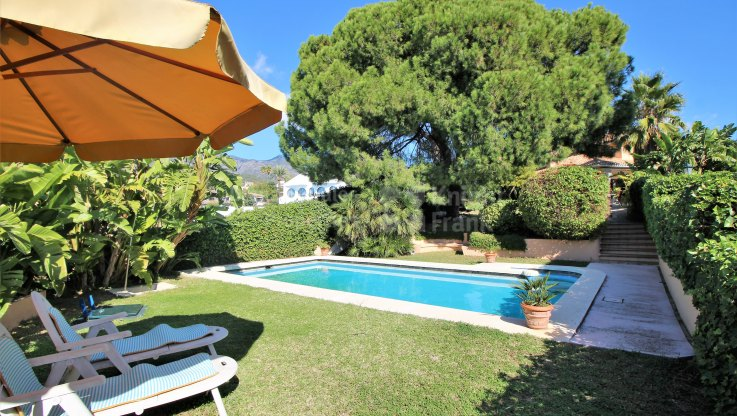 Marbella Golden Mile, Villa in the centre of Marbella