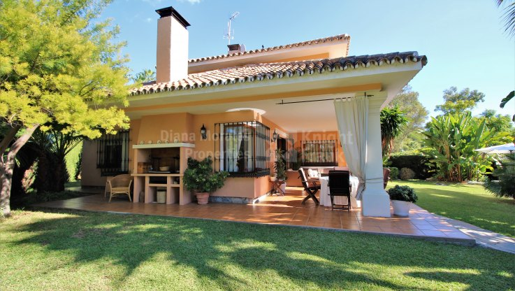 Villa in Marbella center - Villa for sale in Marbella Golden Mile