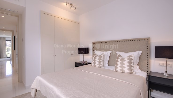 Charming modern design apartment - Apartment for sale in Atalaya Hills, Benahavis