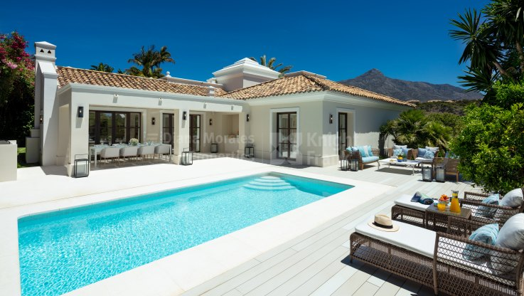Las Brisas, Exquisite new villa in the heart of the Golf Valley