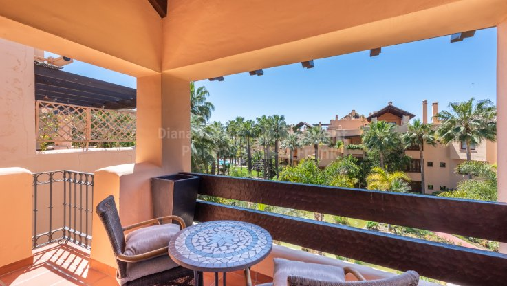 Stone Throw to the Beach - Duplex Penthouse for sale in San Pedro Playa, San Pedro de Alcantara