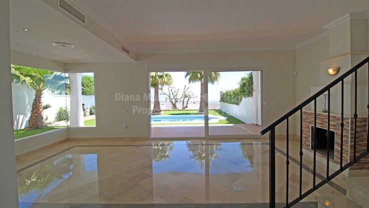 Semi detached villa in La Mairena - Semi Detached Villa for sale in La Mairena, Marbella East