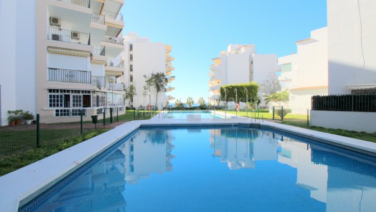 Marbella Centro, Property on the first line of the beach