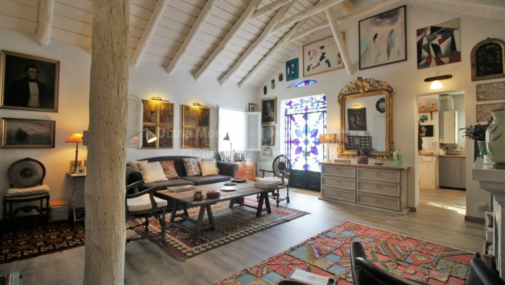 Townhouse in the Golden Mile - Town House for sale in La Virginia, Marbella Golden Mile