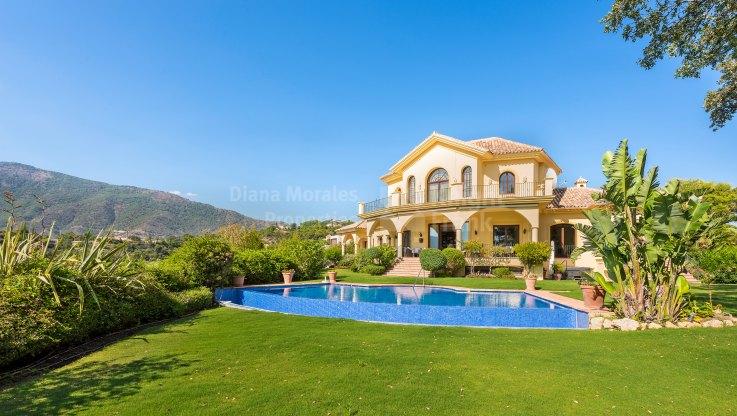 Properties For Sale In La Zagaleta Benahavis