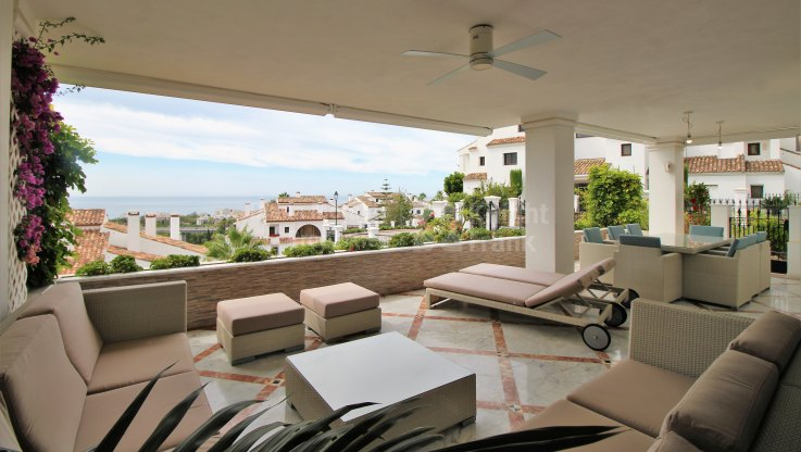 Apartment in Monte Paraiso Country Club - Ground Floor Apartment for sale in Monte Paraiso Country Club, Marbella Golden Mile
