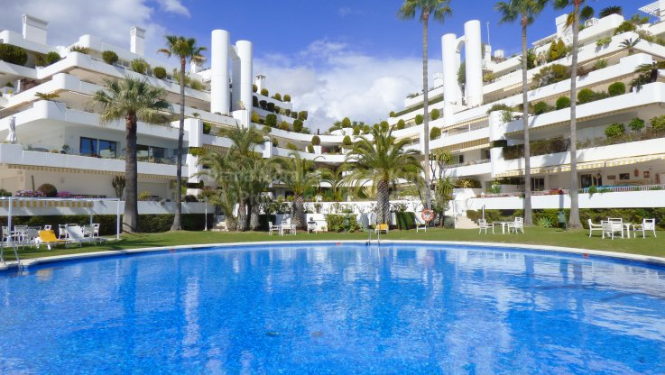 Appartement à vendre à Terrazas de Las Lomas, Marbella Golden Mile