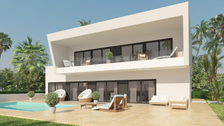 Valle del Sol, Contemporary and exclusive modular villa construction