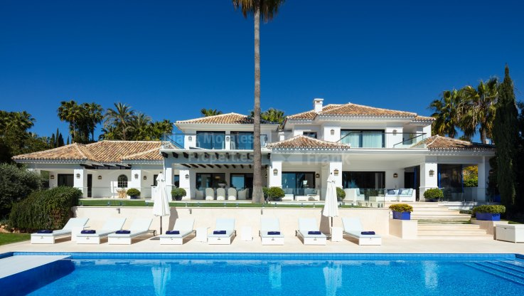 La Cerquilla, 7 Bedroom villa in the heart of the Golf Valley