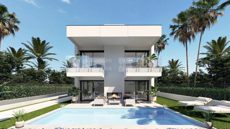 Marbella - Puerto Banus, Turnkey project 300 meters from Puerto Banus beach