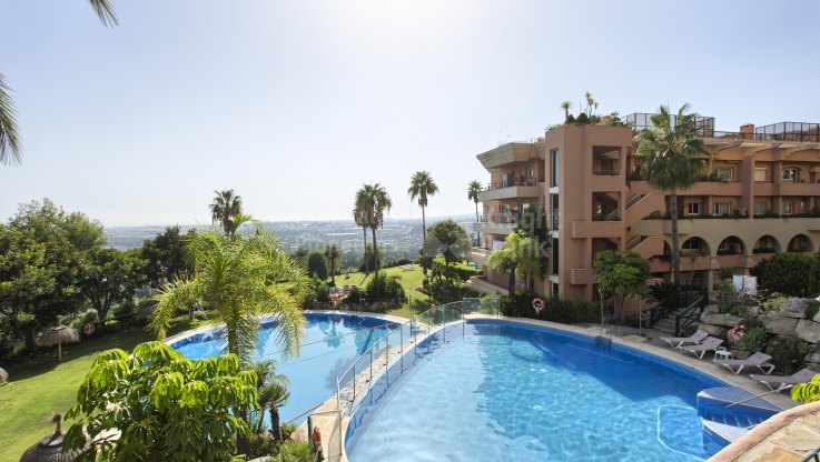 Los Naranjos, Apartment close to golf course