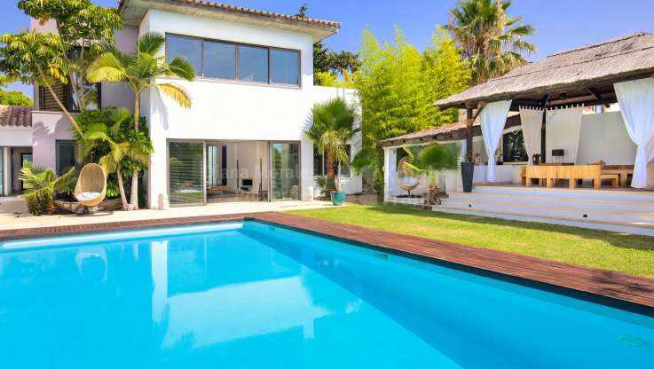 Villa à vendre à New Golden Mile, Estepona