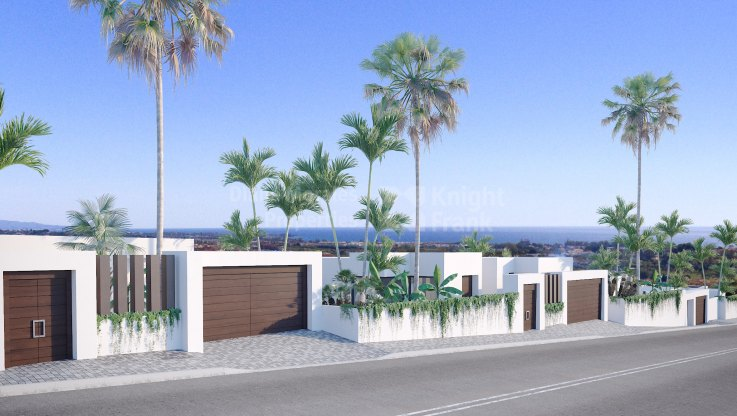 Beautiful views and privacy - Villa for sale in Selwo, Estepona