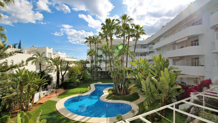 Apartment in Marbella Real