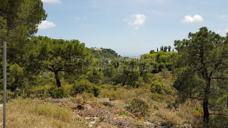 Plot in El Madroñal - Plot for sale in El Madroñal, Benahavis