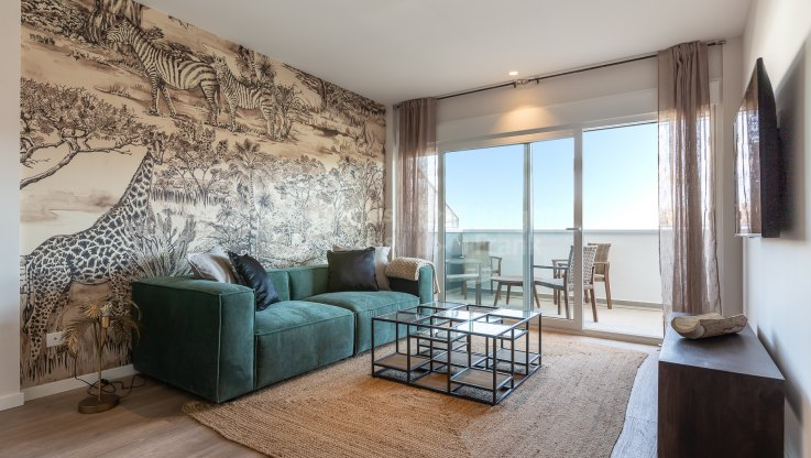 Estepona, Two bedroom apartment