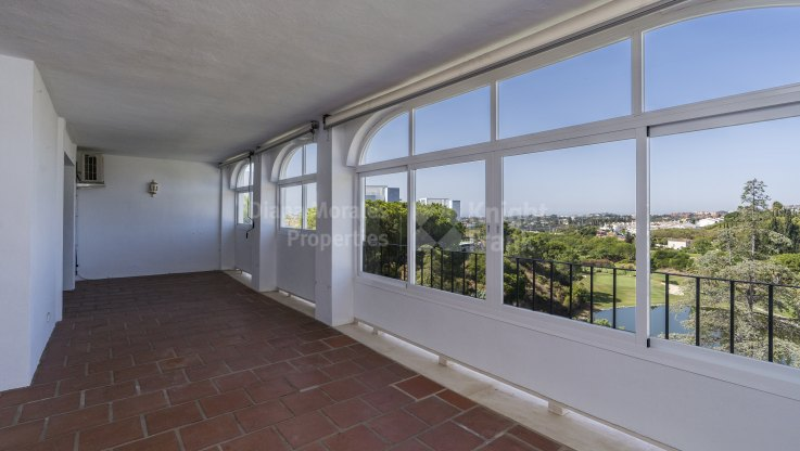 Second floor apartment in La Quinta - Apartment for sale in La Quinta, Benahavis