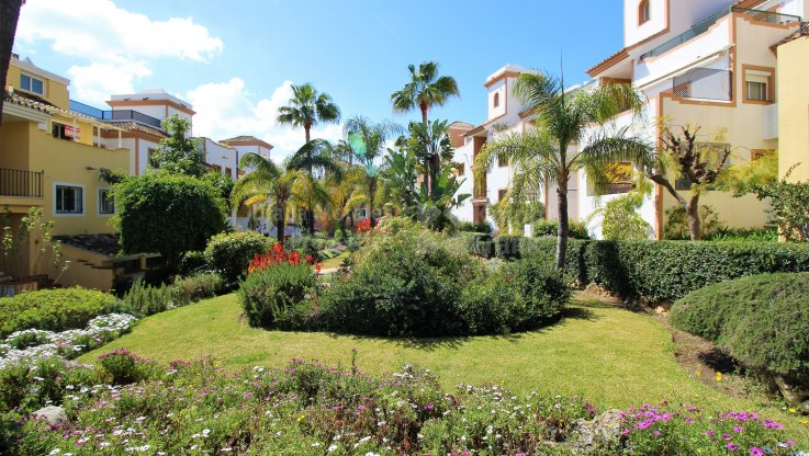 Walk-up duplex penthouse in Guadalmina alta - Duplex Penthouse for sale in Guadalmina Alta, San Pedro de Alcantara