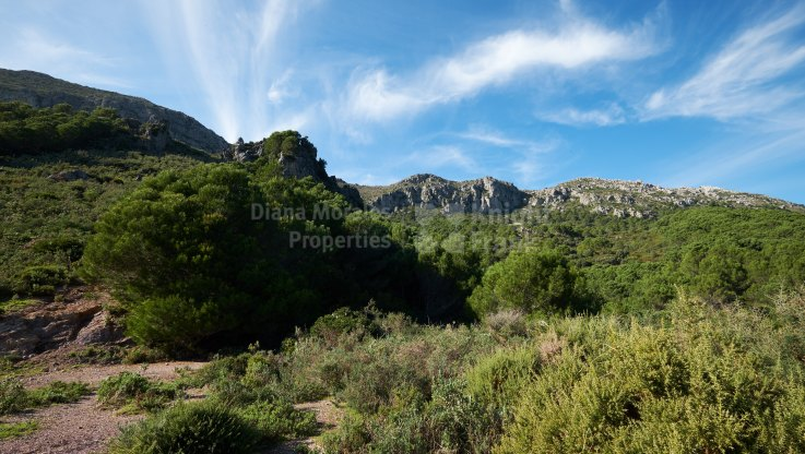Plot for sale in Casares Montaña, Casares