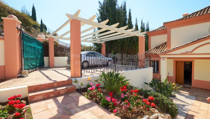 Villa with Panoramic Sea Views - Villa for sale in El Capitan, San Pedro de Alcantara