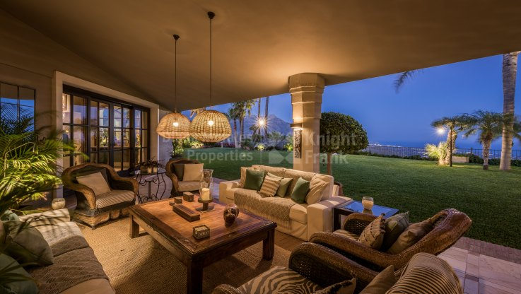 A property of distinction in La Zagaleta - Villa for sale in La Zagaleta, Benahavis