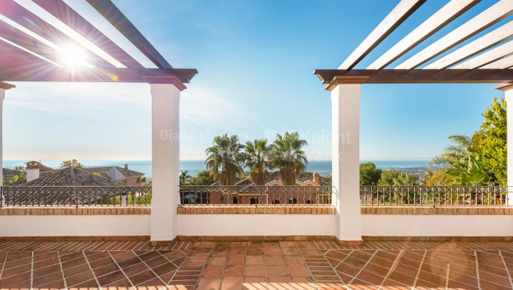 Villa in Sierra Blanca - Villa for sale in Sierra Blanca, Marbella Golden Mile