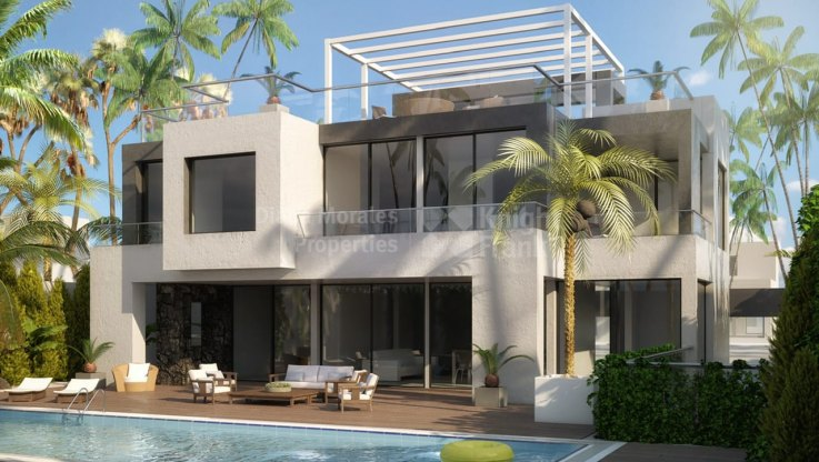 Casablanca, Villa within walking distance to the beach