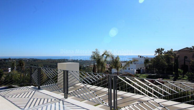 Los Flamingos, Nice family house with seaviews