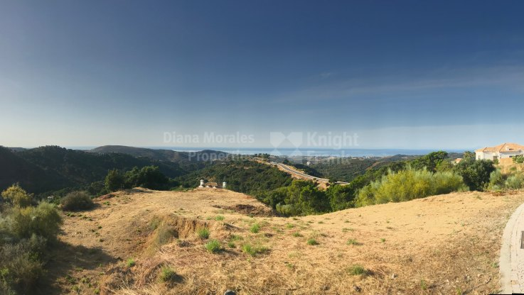 Monte Mayor, Plot with project with nice views