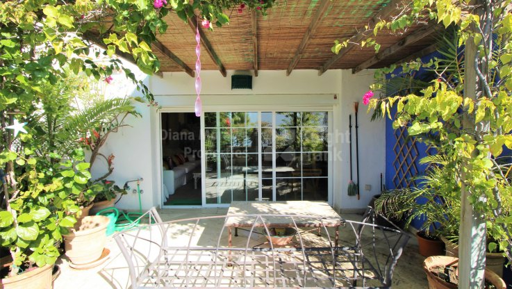 Lovely Property In The Golden Mile - Town House for sale in Arco Iris, Marbella Golden Mile