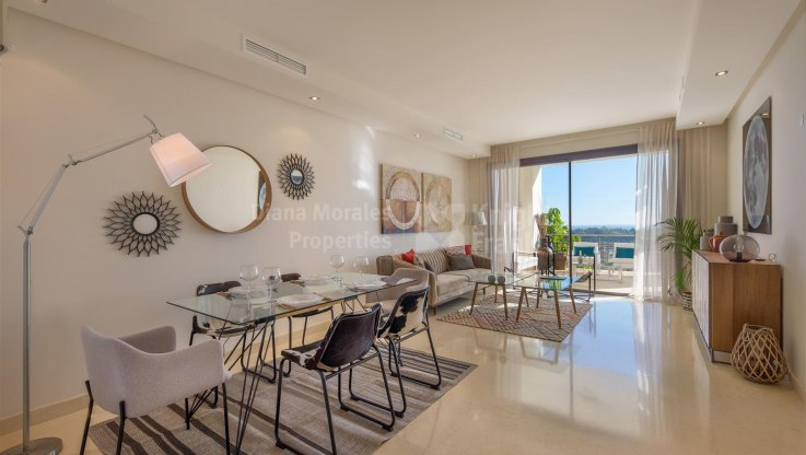 Splendid Brand New Apartment - Apartment for sale in Benahavis