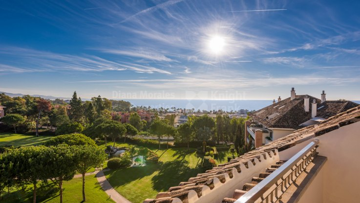 La Trinidad, Stylish penthouse in the heart of the Golden Mile