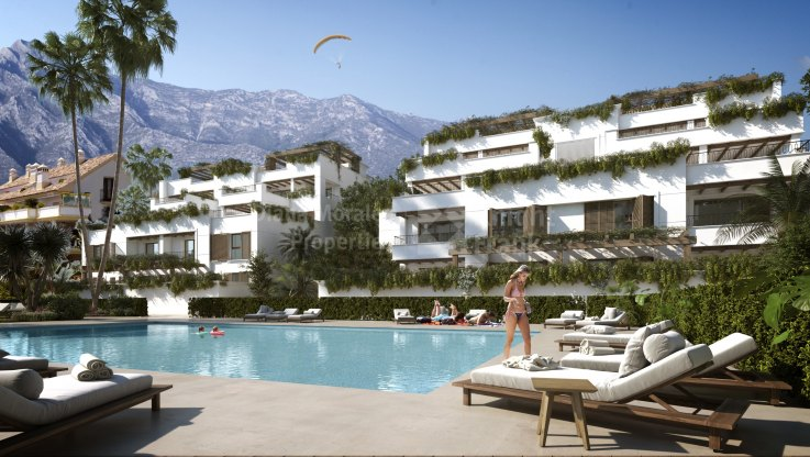 Las Lomas del Marbella Club, Nice apartment in a well established and prestigious area