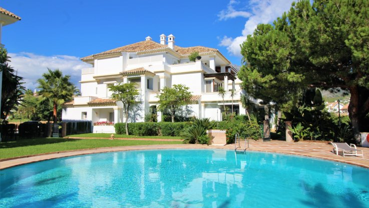 Appartement à vendre à Monte Paraiso, Marbella Golden Mile