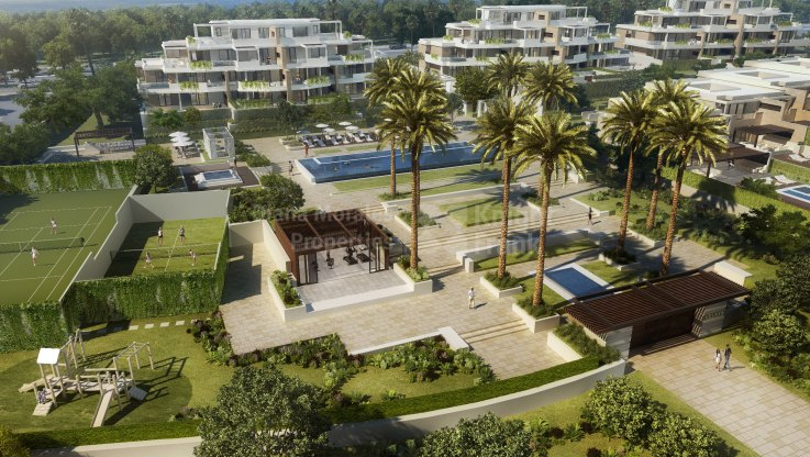 Appartement à vendre à New Golden Mile, Estepona