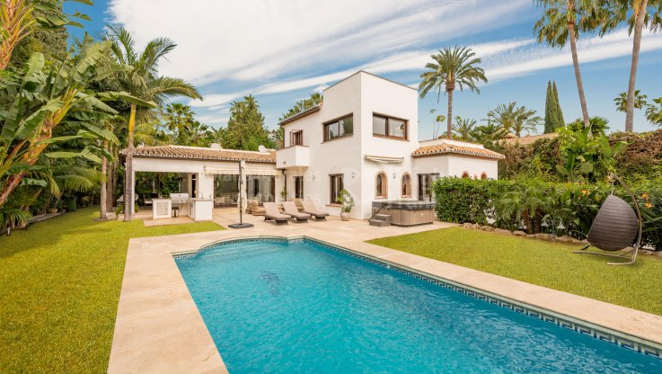 Brisas del Golf, Villa close to golf
