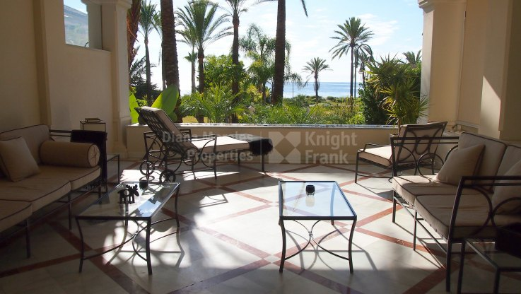 Los Monteros Playa, Beachfront Property