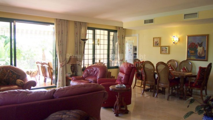 Ground floor apartment in Elviria - Ground Floor Apartment for sale in Santa Maria, Marbella East