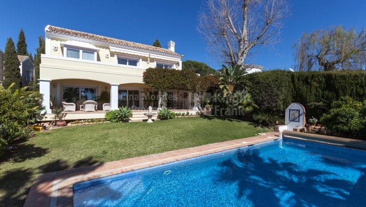 Balcones de Sierra Blanca, Fantastic villa with panoramic views in Golden Mile